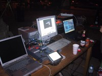 Technical Equipment at Free Media Camp
