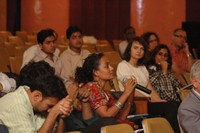 Shaina Anand + Audience at WIC Bangalore